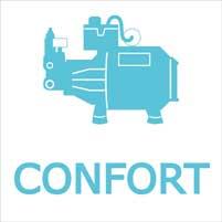 Groupe Haute Pression Confort