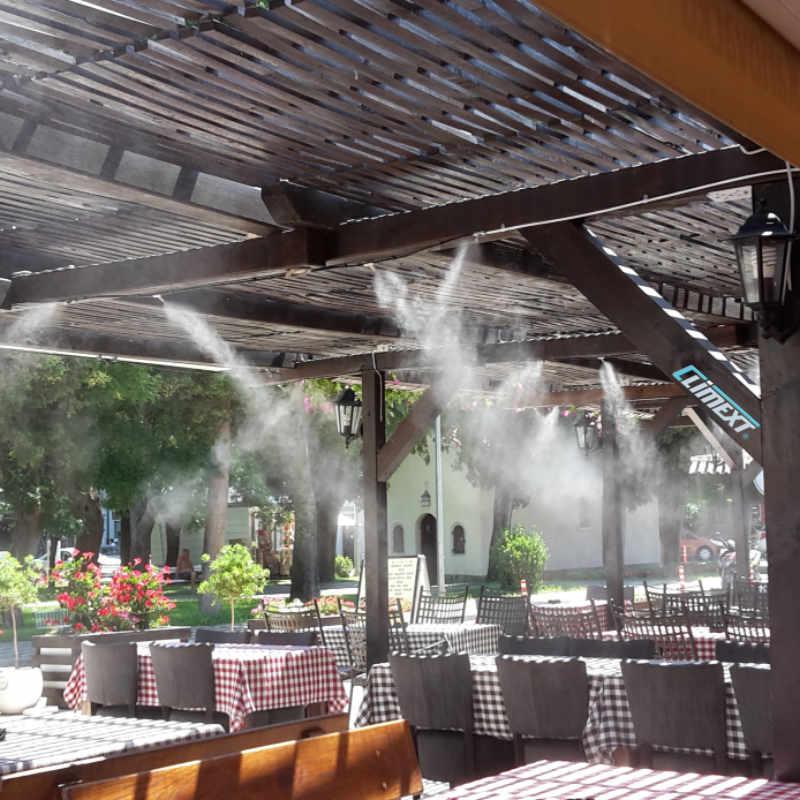 Brumisateur Climext Pour Restaurant 04