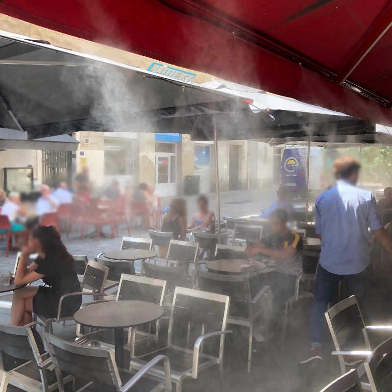 Brumisateur Climext Pour Restaurant 22