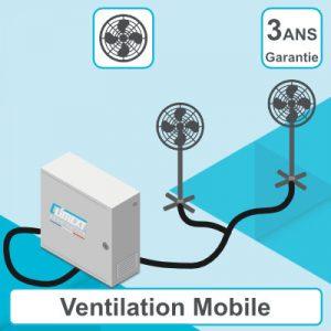 Armext Pro avec Ventilation Mobile