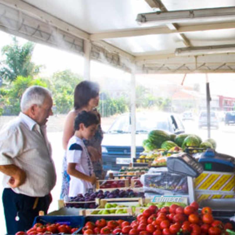 Climext Brumisateur Fruits Et Legumes Lineaire 6