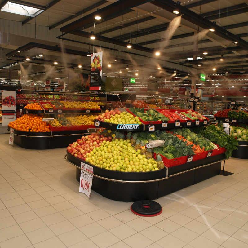 Climext Brumisateur Fruits Et Legumes Rayon 1