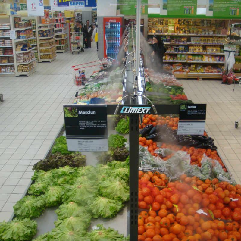 Climext Brumisateur Fruits Et Legumes Rayon 3
