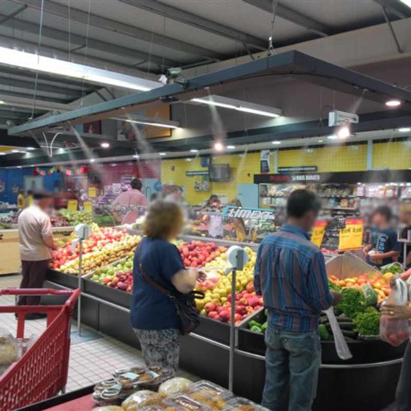 Climext Brumisateur Fruits Et Legumes Rayon 8