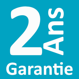 Logo Garantie 2 Ans