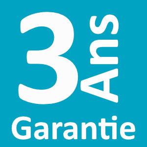Logo Garantie 3 Ans
