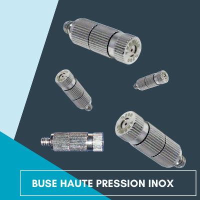 Climext Brumisateur Categorie Buse Haute Pression Inox