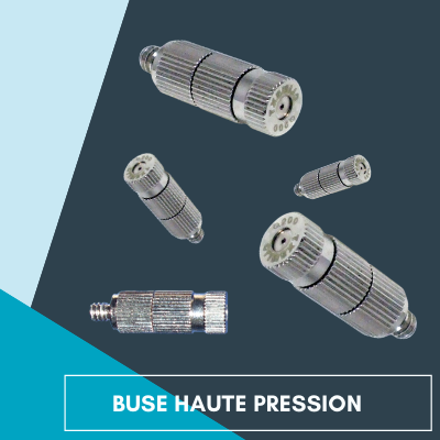 Climext Brumisateur Categorie Buse Haute Pression