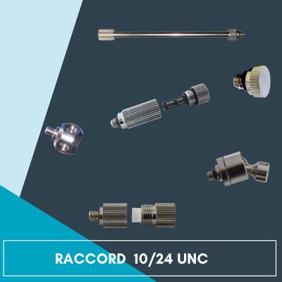 Raccords 10/24