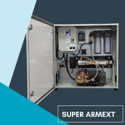 Climext Brumisateur Super Armext