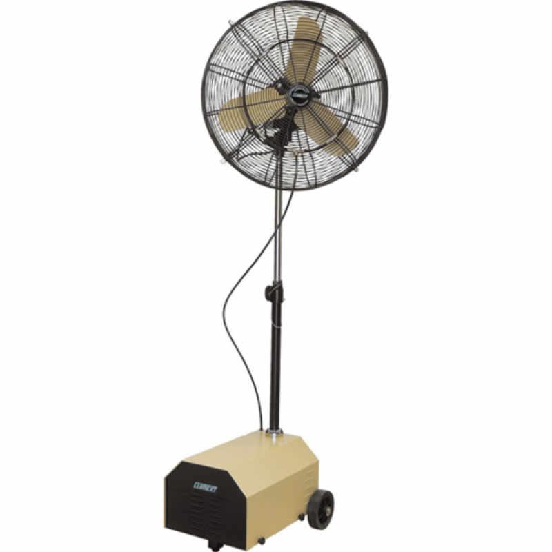 Climext Historique Ventilateur Compact