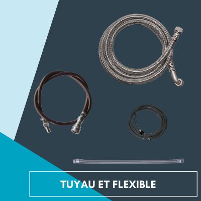 Tuyau et flexible de raccordement